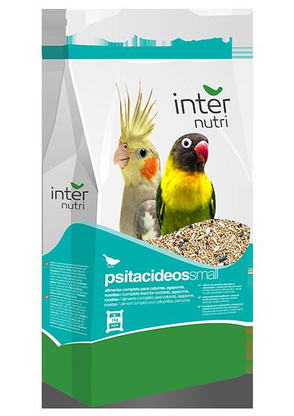 Internutri Psitacídeos
