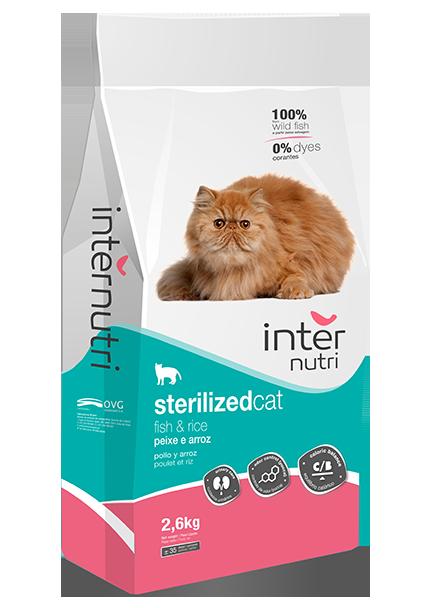 Internutri Sterilized Cat