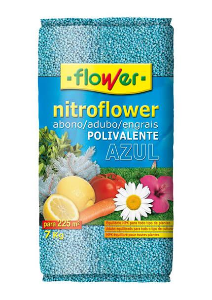 Nitroflower Fertilizante Azul